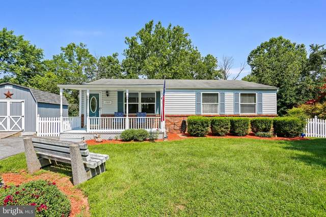 17605 Collier Circle, POOLESVILLE, MD 20837 (#MDMC2012924) :: VSells & Associates of Compass