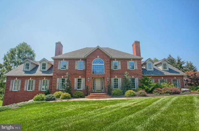 2839 Myrtle Drive, MECHANICSBURG, PA 17055 (#PACB2002596) :: The Craig Hartranft Team, Berkshire Hathaway Homesale Realty