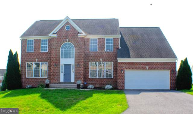 31 Dyer Way, MARTINSBURG, WV 25404 (#WVBE2002178) :: SURE Sales Group