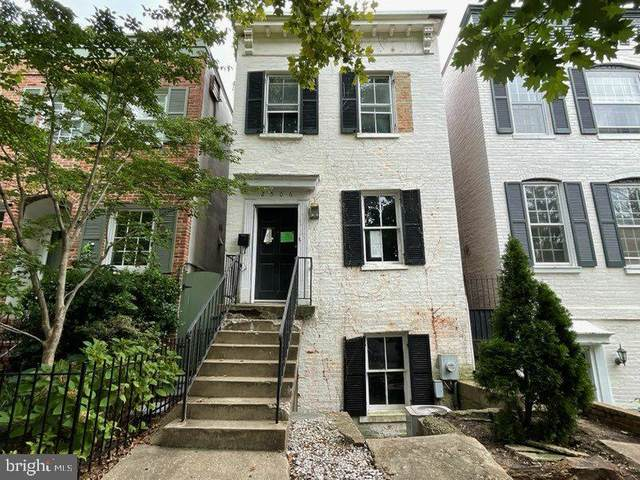 2506 I Street NW, WASHINGTON, DC 20037 (#DCDC2010392) :: Crossman & Co. Real Estate