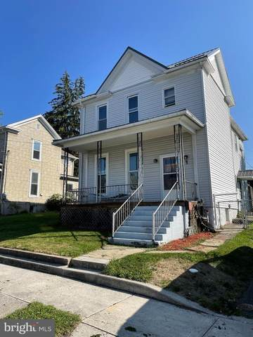 39 W College Avenue, FROSTBURG, MD 21532 (#MDAL2000700) :: The Maryland Group of Long & Foster Real Estate