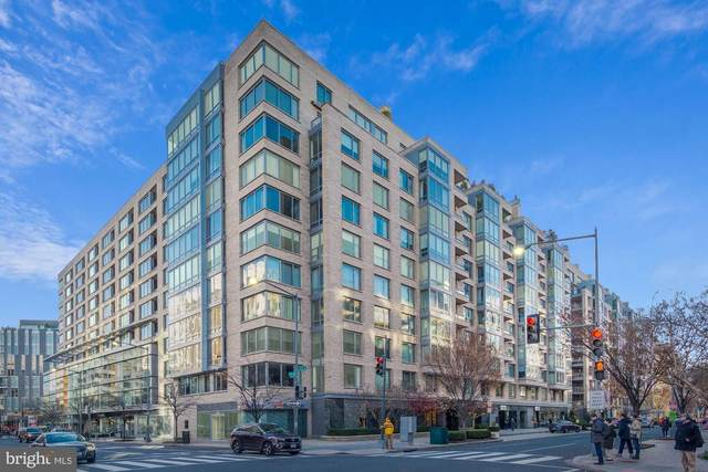 1155 23RD Street NW 6L, WASHINGTON, DC 20037 (#DCDC2010404) :: The Dailey Group