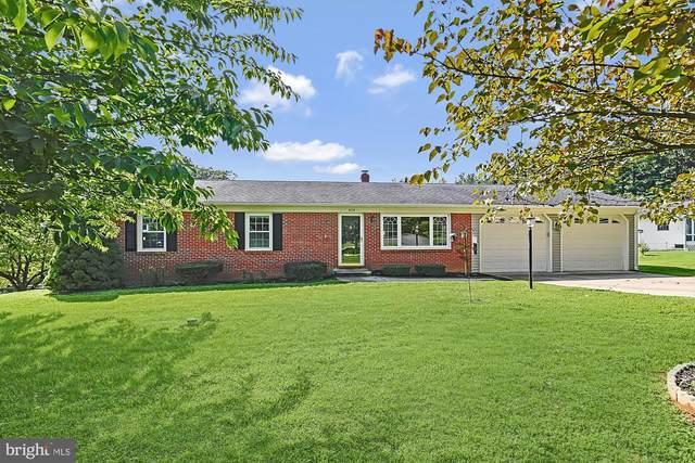 4103 Crown Hill Road, JARRETTSVILLE, MD 21084 (#MDHR2003066) :: Betsher and Associates Realtors