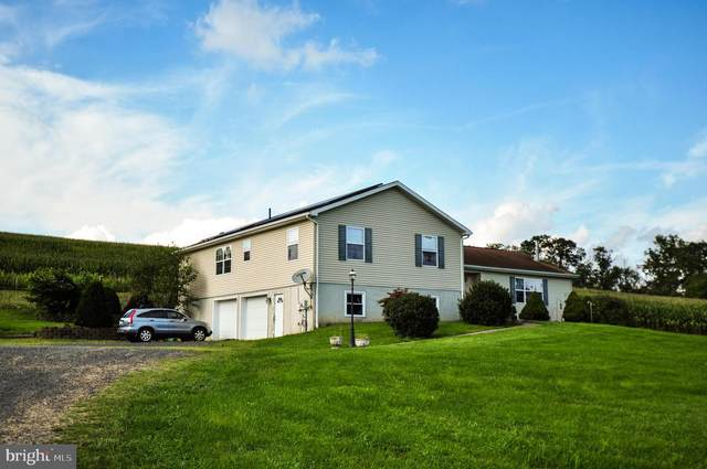 3909 Sweet Arrow Lake Road, PINE GROVE, PA 17963 (#PASK2001140) :: The Craig Hartranft Team, Berkshire Hathaway Homesale Realty
