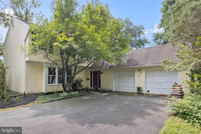 69 Titus Avenue, LAWRENCEVILLE, NJ 08648 (MLS #NJME2004122) :: The Dekanski Home Selling Team