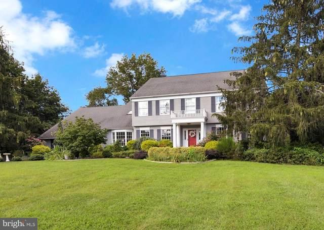 3 Farmstead Way, CRANBURY, NJ 08512 (#NJMX2000600) :: Rowack Real Estate Team