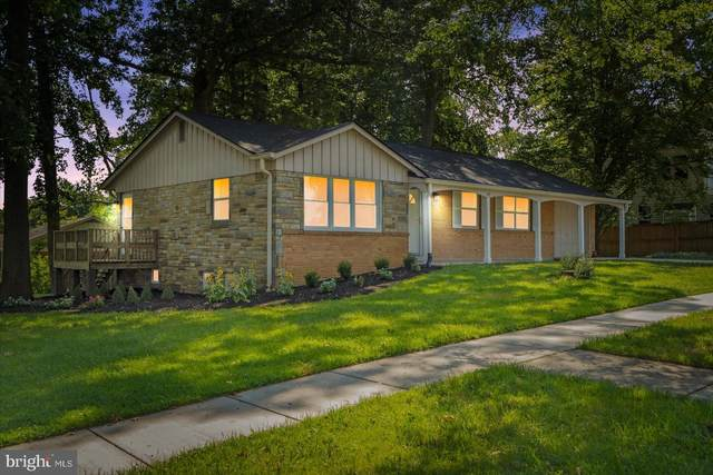 13921 Parkland Drive, ROCKVILLE, MD 20853 (#MDMC2013038) :: Shamrock Realty Group, Inc