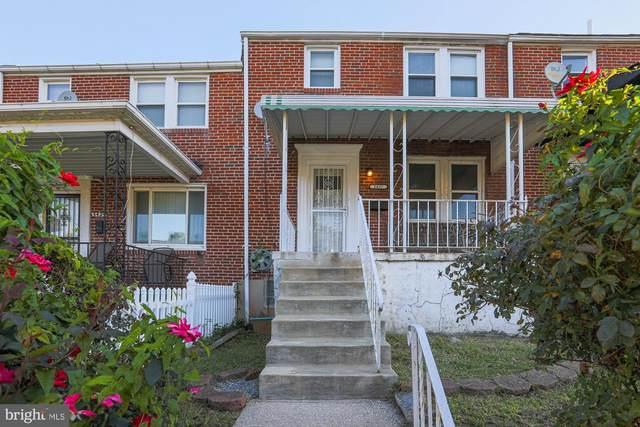 5427 Lynview Avenue, BALTIMORE, MD 21215 (#MDBA2010092) :: Gail Nyman Group