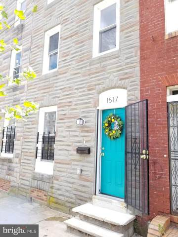1517 Mchenry Street, BALTIMORE, MD 21223 (#MDBA2010106) :: Ultimate Selling Team