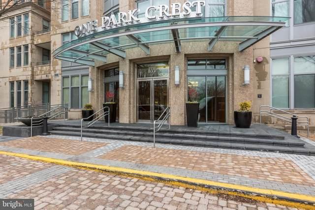 8220 Crestwood Heights #206, MCLEAN, VA 22102 (#VAFX2017974) :: CENTURY 21 Core Partners