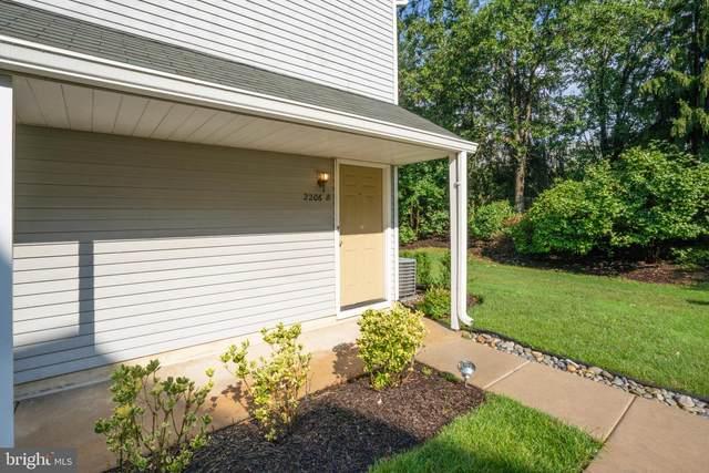 2206-B Sedgefield Drive, MOUNT LAUREL, NJ 08054 (#NJBL2006108) :: Ramus Realty Group