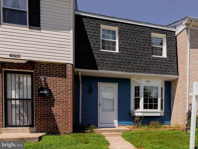 14742 Hackwood Street, WOODBRIDGE, VA 22191 (#VAPW2007130) :: The Maryland Group of Long & Foster Real Estate