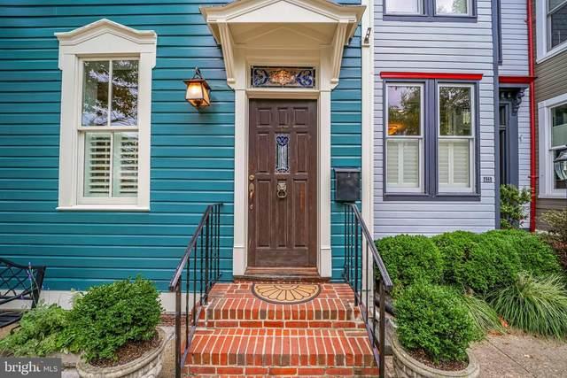 435 N Columbus Street, ALEXANDRIA, VA 22314 (#VAAX2003094) :: Betsher and Associates Realtors