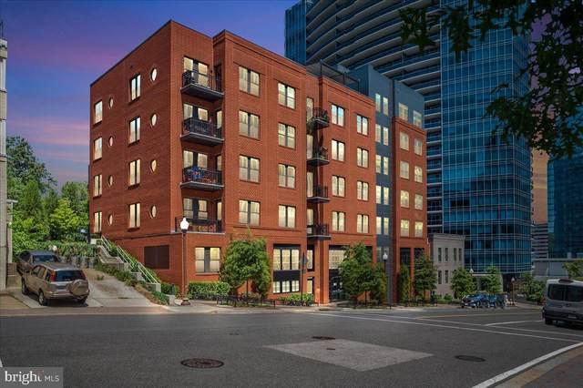 1411 Key Boulevard #202, ARLINGTON, VA 22209 (#VAAR2004170) :: Debbie Dogrul Associates - Long and Foster Real Estate