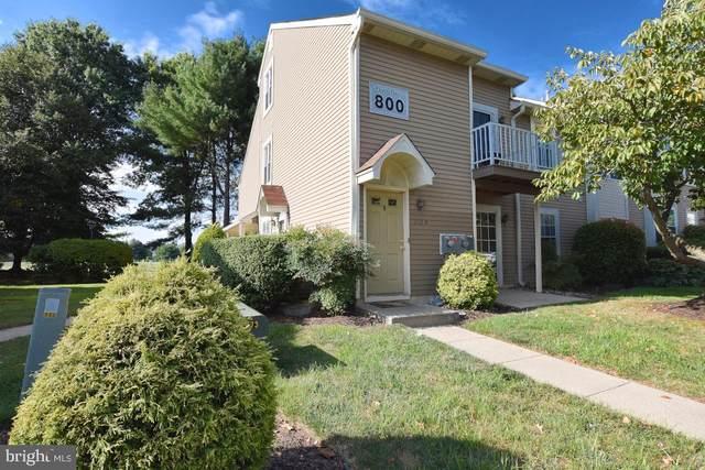 802-B Sedgefield Drive, MOUNT LAUREL, NJ 08054 (#NJBL2006148) :: Ramus Realty Group