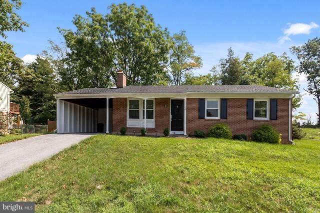 10723 Oak Forest Drive, HAGERSTOWN, MD 21740 (#MDWA2001896) :: Shamrock Realty Group, Inc