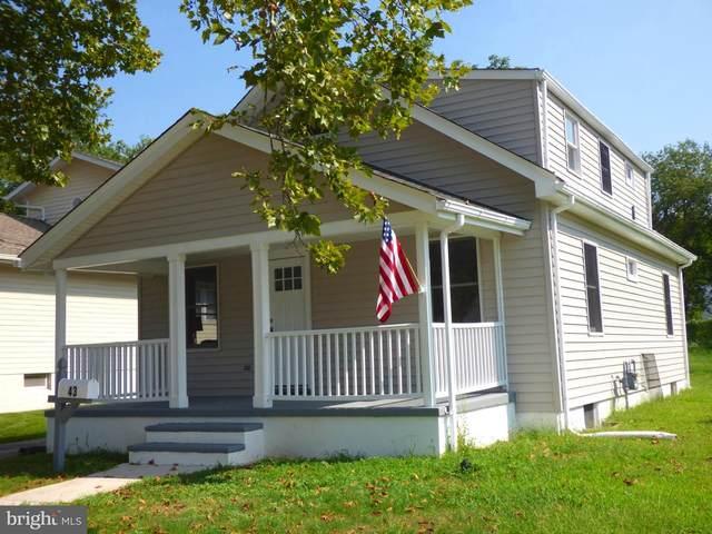 43 Sherwood Avenue, TRENTON, NJ 08619 (#NJME2004222) :: Rowack Real Estate Team