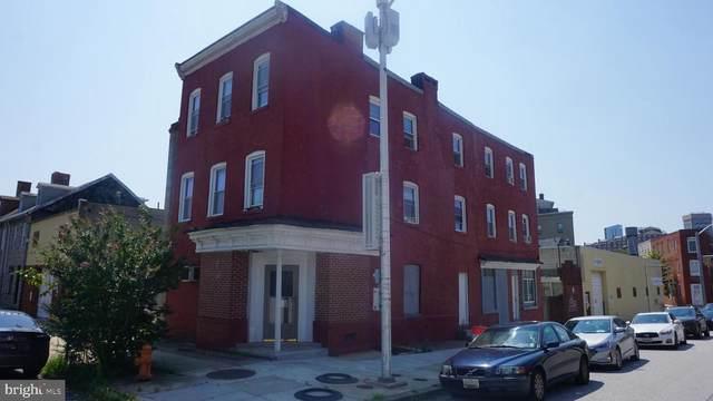 300 S Eden Street, BALTIMORE, MD 21231 (#MDBA2010198) :: Dart Homes