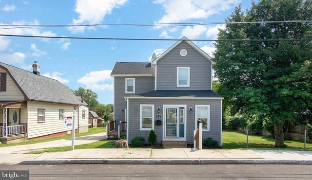 33 1ST Avenue, HALETHORPE, MD 21227 (#MDBC2009222) :: SURE Sales Group