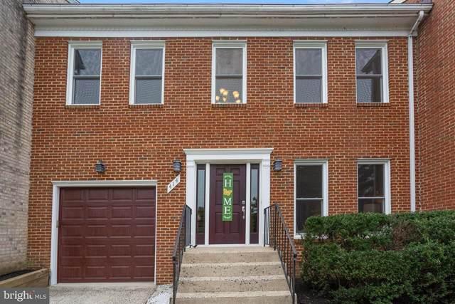 414 Millwood Court SW, VIENNA, VA 22180 (#VAFX2018236) :: Debbie Dogrul Associates - Long and Foster Real Estate