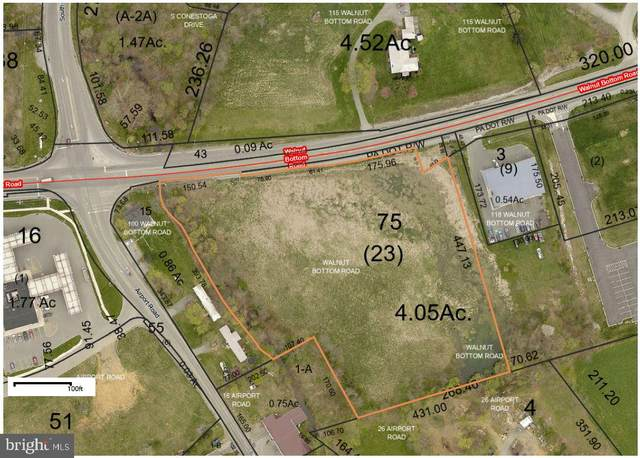 Walnut Bottom Road, SHIPPENSBURG, PA 17257 (#PACB2002692) :: TeamPete Realty Services, Inc