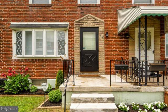 5432 Bucknell Road, BALTIMORE, MD 21206 (#MDBA2010252) :: The Maryland Group of Long & Foster Real Estate