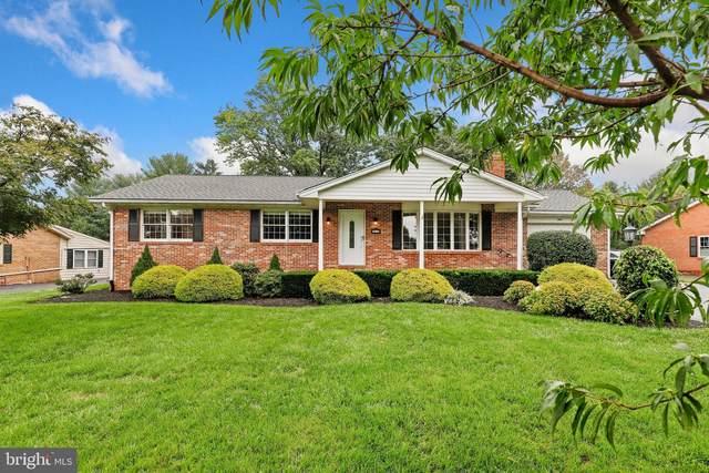 6816 Falstone Drive, FREDERICK, MD 21702 (#MDFR2004936) :: Colgan Real Estate