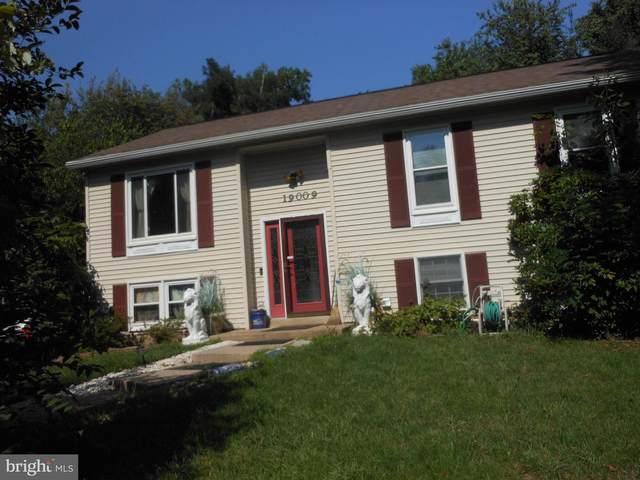 19009 Jonesville Terrace, POOLESVILLE, MD 20837 (#MDMC2013302) :: Potomac Prestige