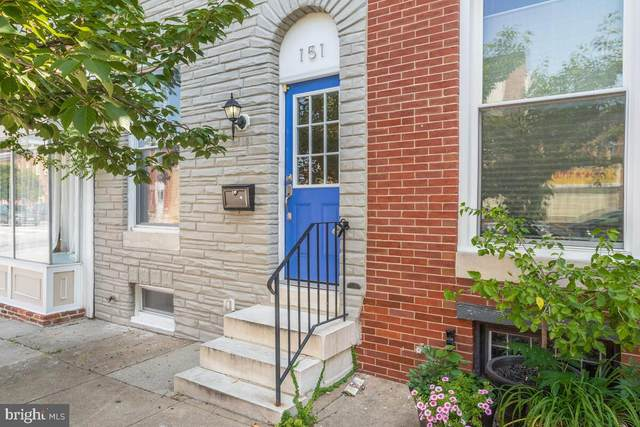 151 N Patterson Park Avenue, BALTIMORE, MD 21231 (#MDBA2010262) :: Integrity Home Team