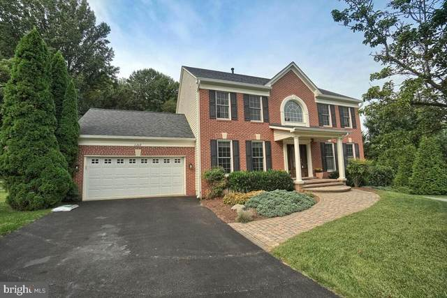 3208 Gray Marsh Court, IJAMSVILLE, MD 21754 (#MDFR2004944) :: Murray & Co. Real Estate