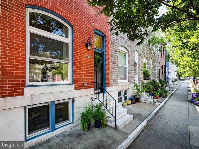 134 N Kenwood Avenue, BALTIMORE, MD 21224 (#MDBA2010270) :: Gail Nyman Group