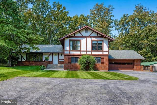 2916 Greenhill Court, IJAMSVILLE, MD 21754 (#MDFR2004946) :: Murray & Co. Real Estate
