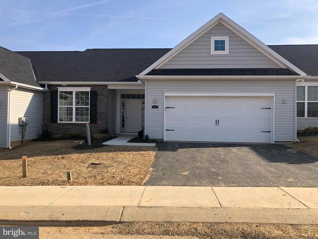416 Osage Drive #100, HANOVER, PA 17331 (#PAYK2005234) :: The Heather Neidlinger Team With Berkshire Hathaway HomeServices Homesale Realty