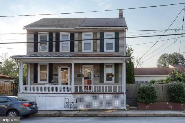 417 S Wood Street, MIDDLETOWN, PA 17057 (#PADA2003000) :: Shamrock Realty Group, Inc