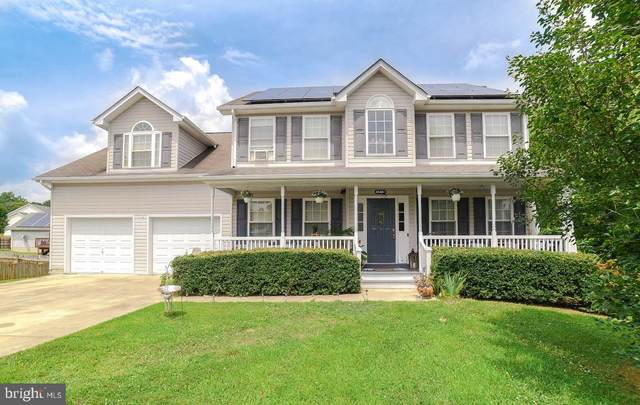 45484 Foxtail Place, GREAT MILLS, MD 20634 (#MDSM2001634) :: Network Realty Group