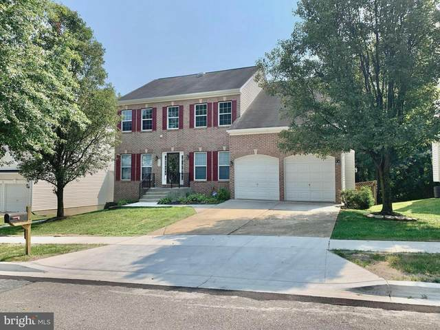 9809 Pheasant Run Court, LAUREL, MD 20708 (#MDPG2009900) :: Crossman & Co. Real Estate