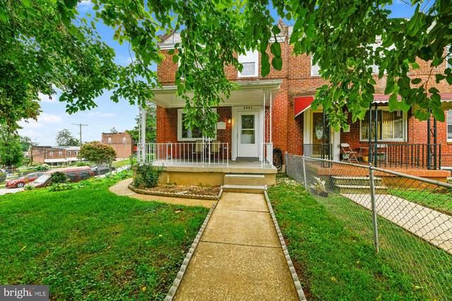 2501 Keyworth Avenue, BALTIMORE, MD 21215 (#MDBA2010336) :: Advance Realty Bel Air, Inc