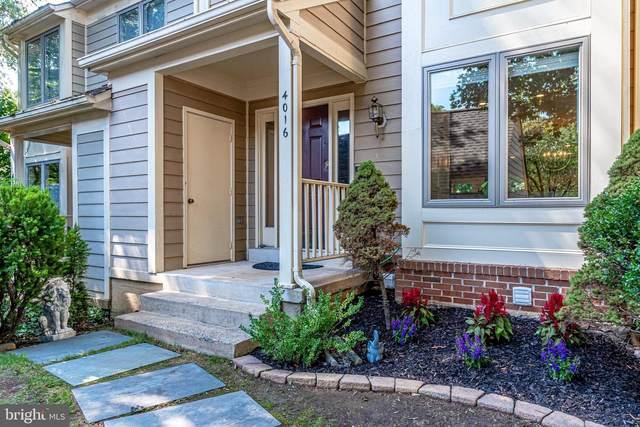 4016 Lake Glen Road, FAIRFAX, VA 22033 (#VAFX2018410) :: Betsher and Associates Realtors