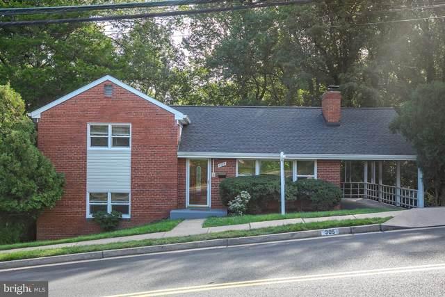 305 N Manchester Street, ARLINGTON, VA 22203 (#VAAR2004260) :: New Home Team of Maryland
