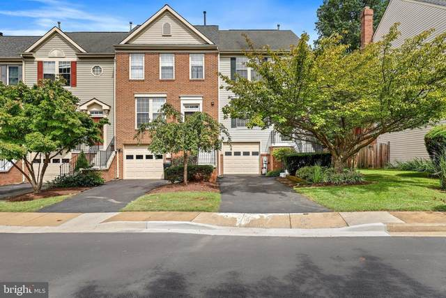 20277 Waters Row Terrace, GERMANTOWN, MD 20874 (#MDMC2013442) :: Realty Executives Premier