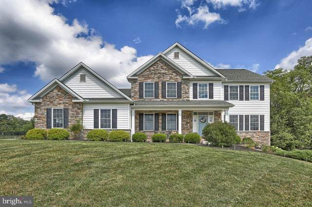 94 Foxfire Lane, LEWISBERRY, PA 17339 (#PAYK2005272) :: TeamPete Realty Services, Inc
