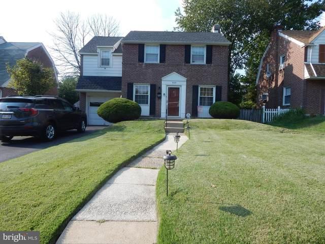 409 E Magnolia Avenue, ALDAN, PA 19018 (#PADE2006250) :: Shamrock Realty Group, Inc