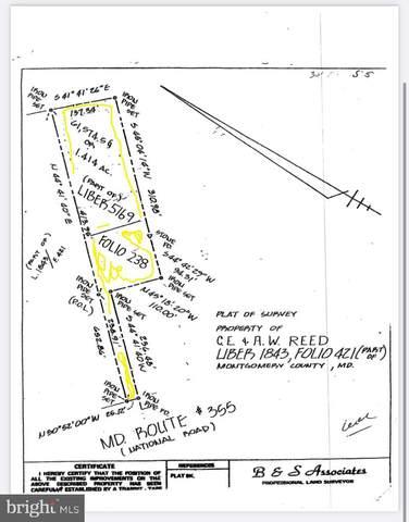 Frederick, CLARKSBURG, MD 20871 (#MDMC2013482) :: Dart Homes
