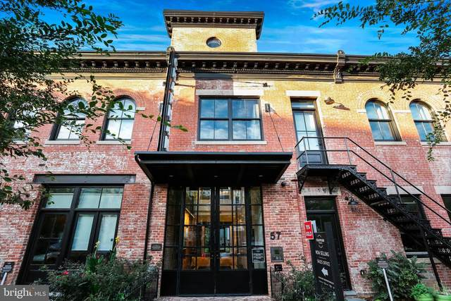 57 N Street NW #412, WASHINGTON, DC 20001 (#DCDC2010806) :: The Maryland Group of Long & Foster Real Estate