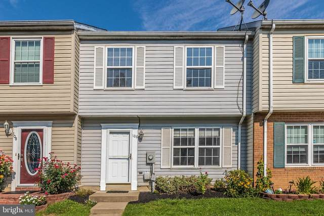 106 Old Oak Place, THURMONT, MD 21788 (#MDFR2005016) :: The Maryland Group of Long & Foster Real Estate