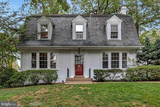 7011 Hillcrest Place, CHEVY CHASE, MD 20815 (#MDMC2013502) :: Great Falls Great Homes