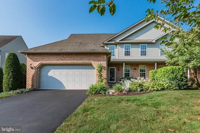 526 Bridgeview Drive, LEMOYNE, PA 17043 (#PACB2002720) :: The Joy Daniels Real Estate Group