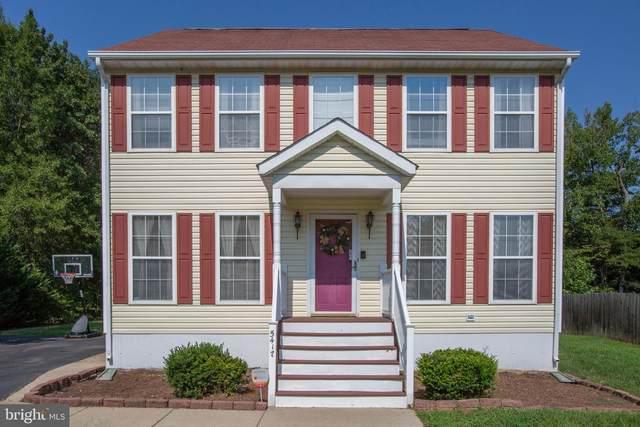 5417 S Branch Road, FREDERICKSBURG, VA 22407 (#VASP2002438) :: RE/MAX Cornerstone Realty