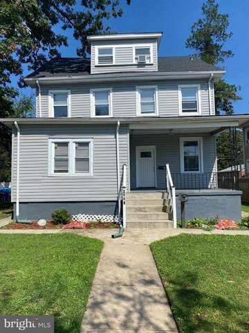 3904 Bateman Avenue, BALTIMORE, MD 21216 (#MDBA2010438) :: The Putnam Group