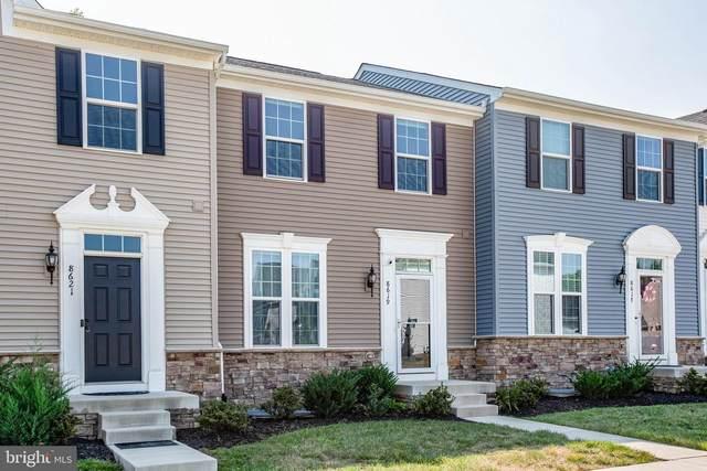 8619 Rosecrans Lane, SPOTSYLVANIA, VA 22553 (#VASP2002442) :: The Maryland Group of Long & Foster Real Estate